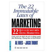 22 Quy Luật Bất Biến Trong Marketing - ,