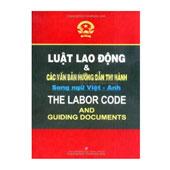 Luật Lao Động Và Các Văn Bản Hướng Dẫn Thi Hành - Song Ngữ Việt - Anh - ,