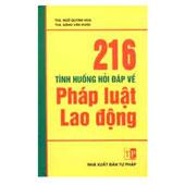 216 Tình Huống Hỏi Đáp Về Pháp Luật Lao Động -