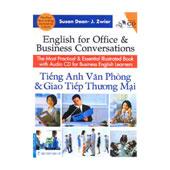 Tiếng Anh Văn Phòng Và Giao Tiếp Thương Mại (Dùng Kèm Đĩa CD) -