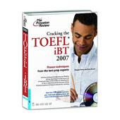 Cracking The TOEFL iBT 2007 - Dùng Kèm 1 Đĩa CD -