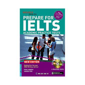 Prepare For IELTS - Academic Practice Tests (Dùng Kèm 3 Đĩa CD) -