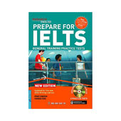 Prepare For IELTS - General Training Practice Tests (Dùng Kèm 3 Đĩa CD) -